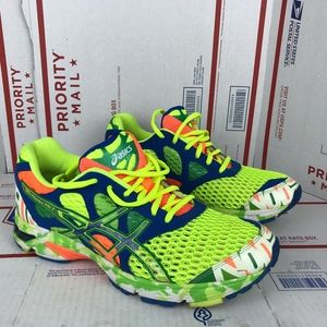 Asics Womens Gel Noosa Tri 7 Shoes T214N Size 9